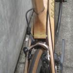Rear end detail