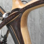 Seat tube or tree trunk?