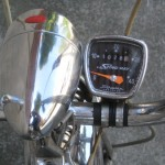 Sting-Ray speedometer