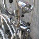 "Headlight worthy of the ""Stranger Things"" kids' bikes"