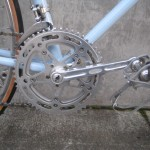 Stronglight crankset