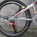 Spin Thermoplastic wheels
