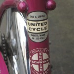 From United Cycle in Everett, Washington