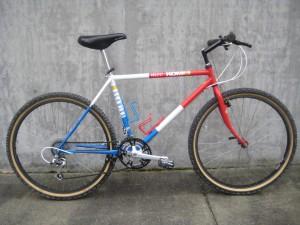 1988 Schwinn Project KOM 10