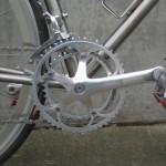 C record crank, Time pedals