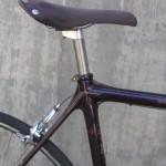American Classic Ti post, Regal saddle