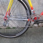 Compact crank, Campy Record 10-speed parts