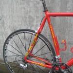 Saeco team bike