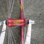 Mavic Helium wheels