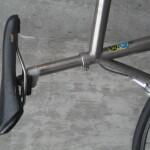 Fizik Pave saddle, American Classic ti post