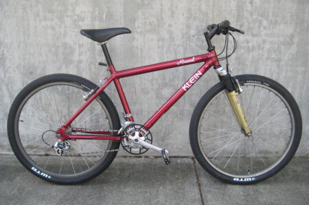 1990 Klein Rascal