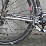 Ultegra drivetrain, Torelli wheels