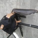 Brooks saddle, new bag
