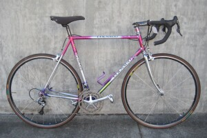 Colnago with Campy Record