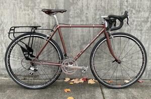 Vintage 1976 50cm Davidson road bike